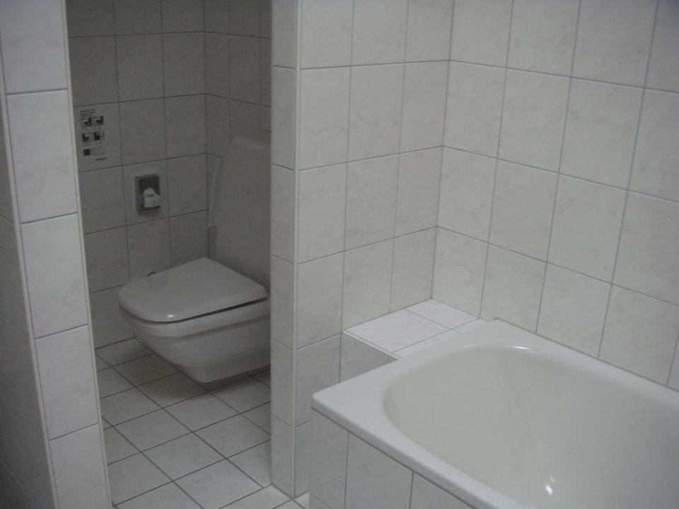 Dusch - WC Hotel Schatzmann