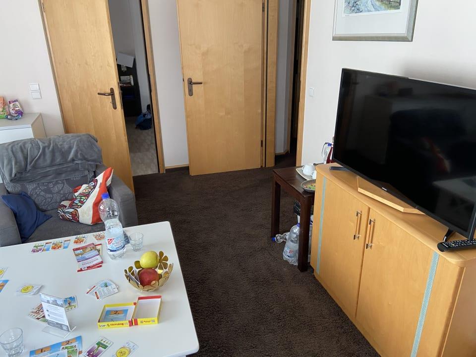 Zimmer Strandhaus Belvedere