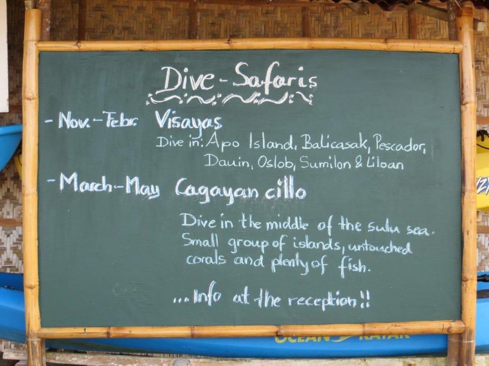 Tauchbasis Angebote Hotel Sipalay Easy Diving and Beach Resort