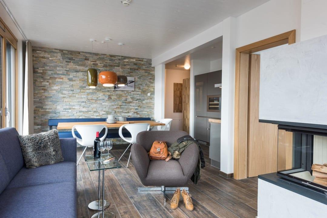 Beispiel Penthouse AlpenParks Hotel & Apartment Central