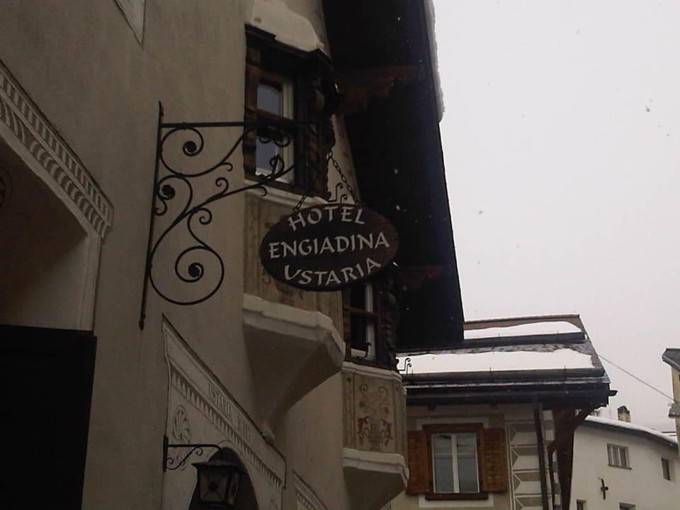 Engadinerhaus Hotel Engiadina