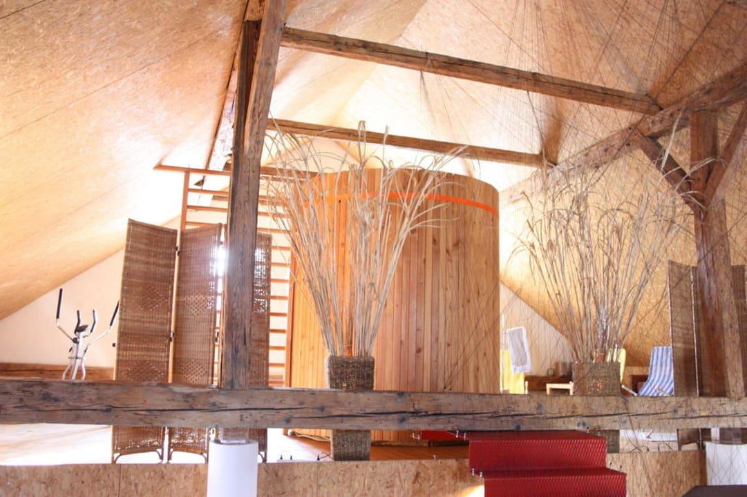 Sauna unterm Dach Alte Gendarmerie-Bed & Breakfast