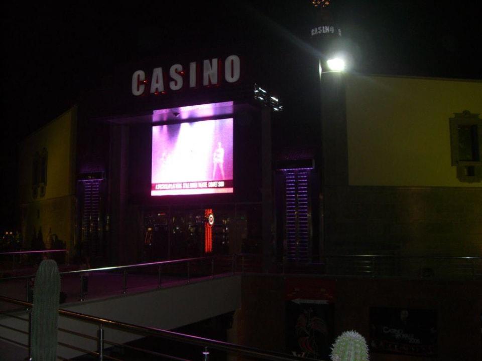 Casino Meloneras im Dunkeln Lopesan Costa Meloneras Resort, Spa & Casino