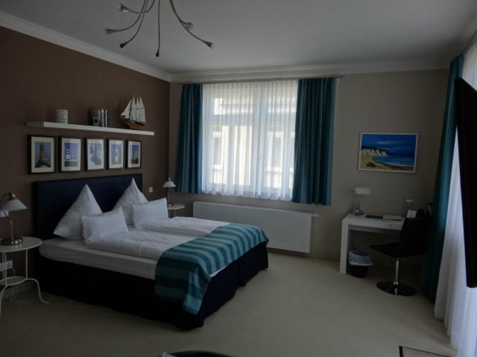 Zimmer Strandschloss Arielle