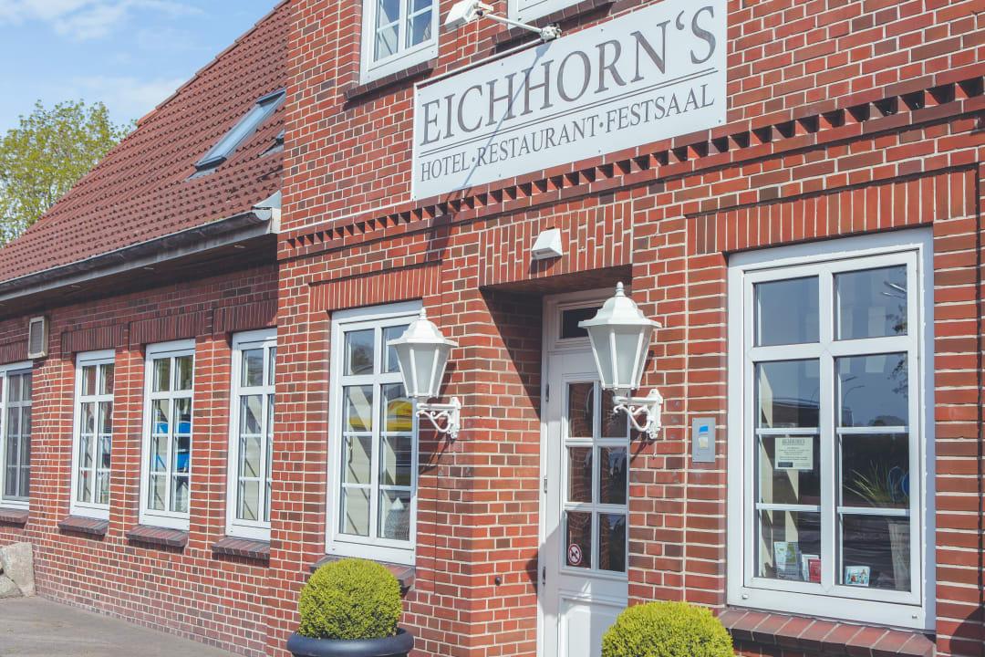 Außenansicht Eichhorn`s Hotel - Restaurant