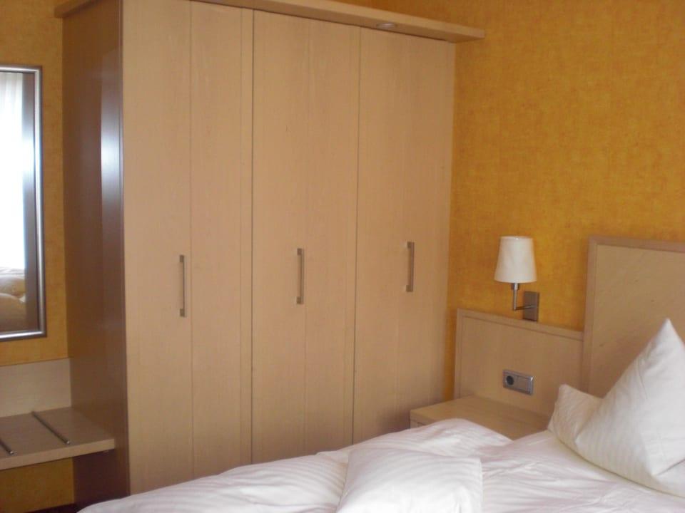 Schlafzimmer Landhaus Bergkrone