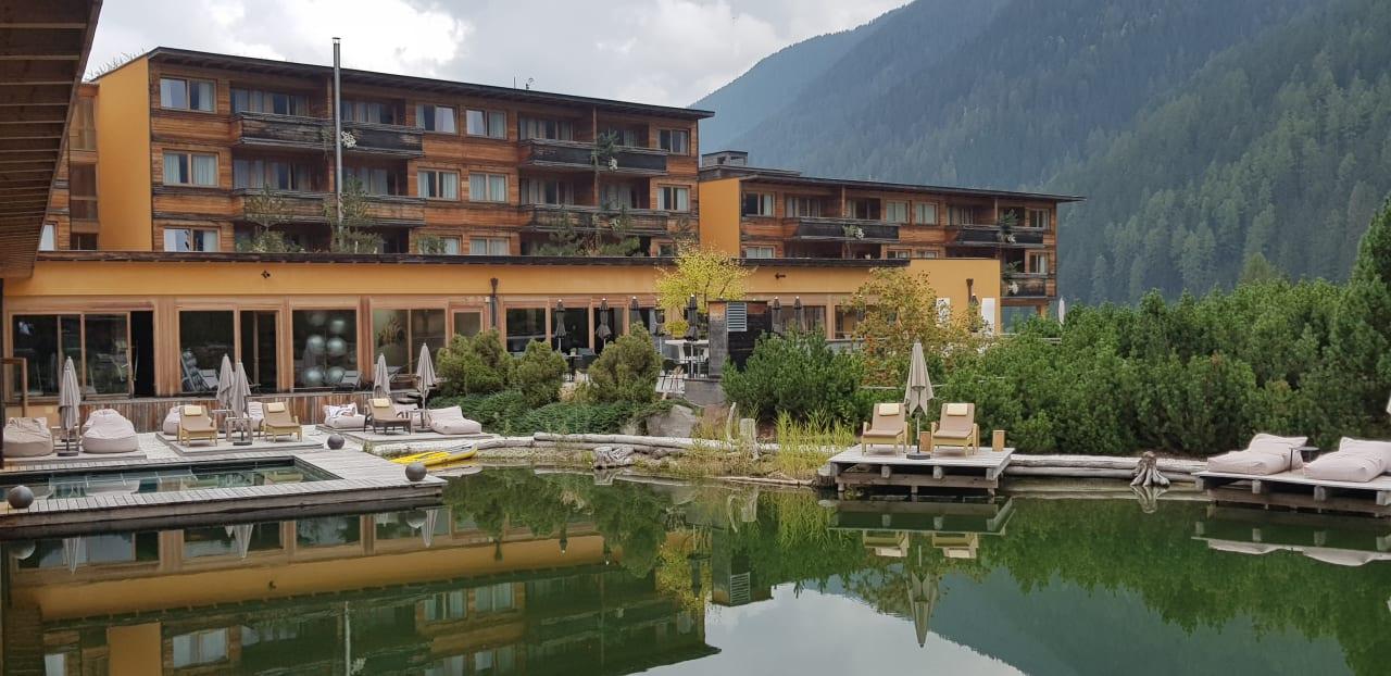 Außenansicht Arosea Life Balance Hotel