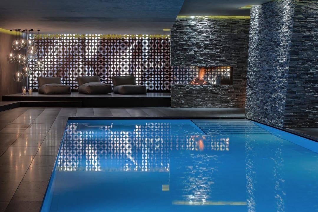 Pool Zhero Hotel Ischgl/Kappl