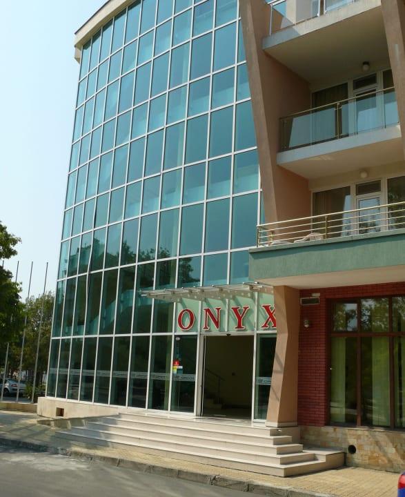 Exterior view Hotel Onyx