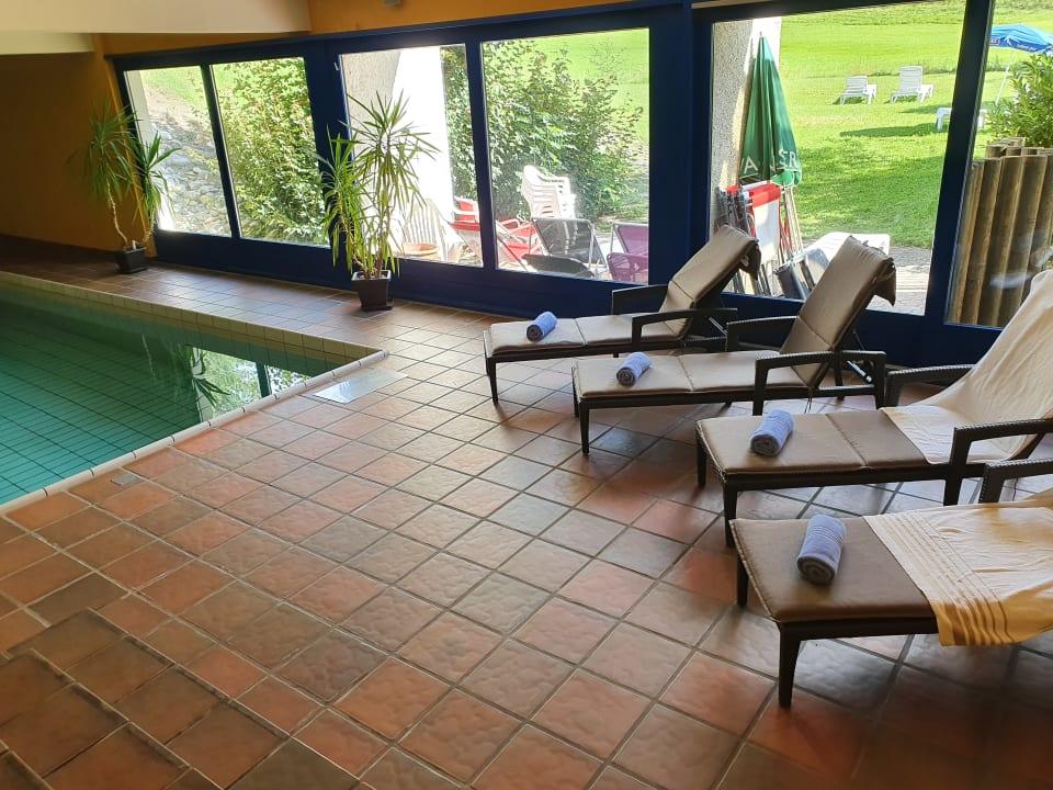 Pool Berg & Bett Säntis Lodge