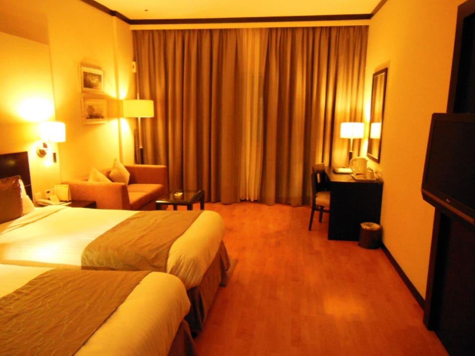 Doppelzimmer Deluxe Grandeur Hotel