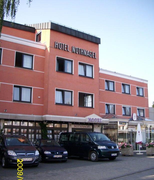 Aussenansicht Hotel Nothnagel