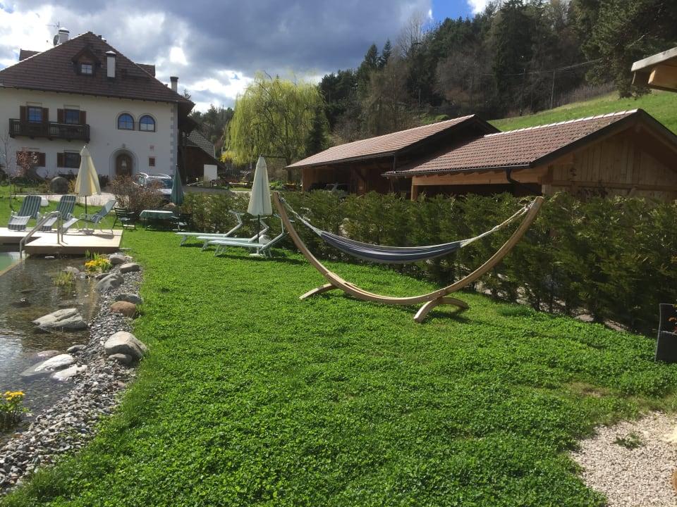 Gartenanlage Weidacherhof