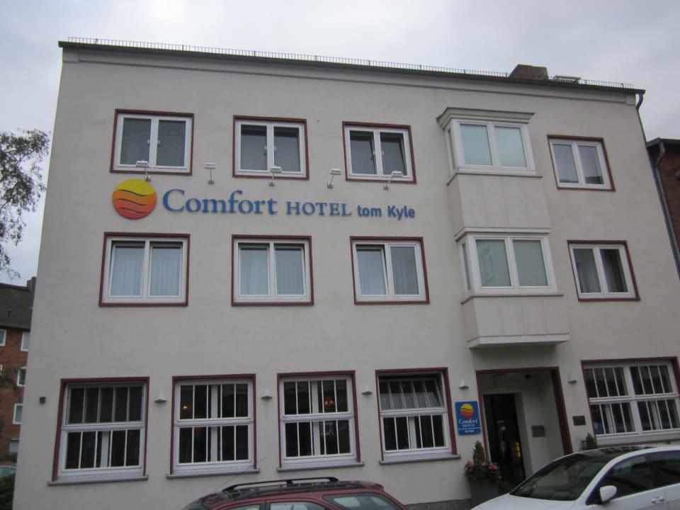 Außenansicht Comfort Hotel tom Kyle
