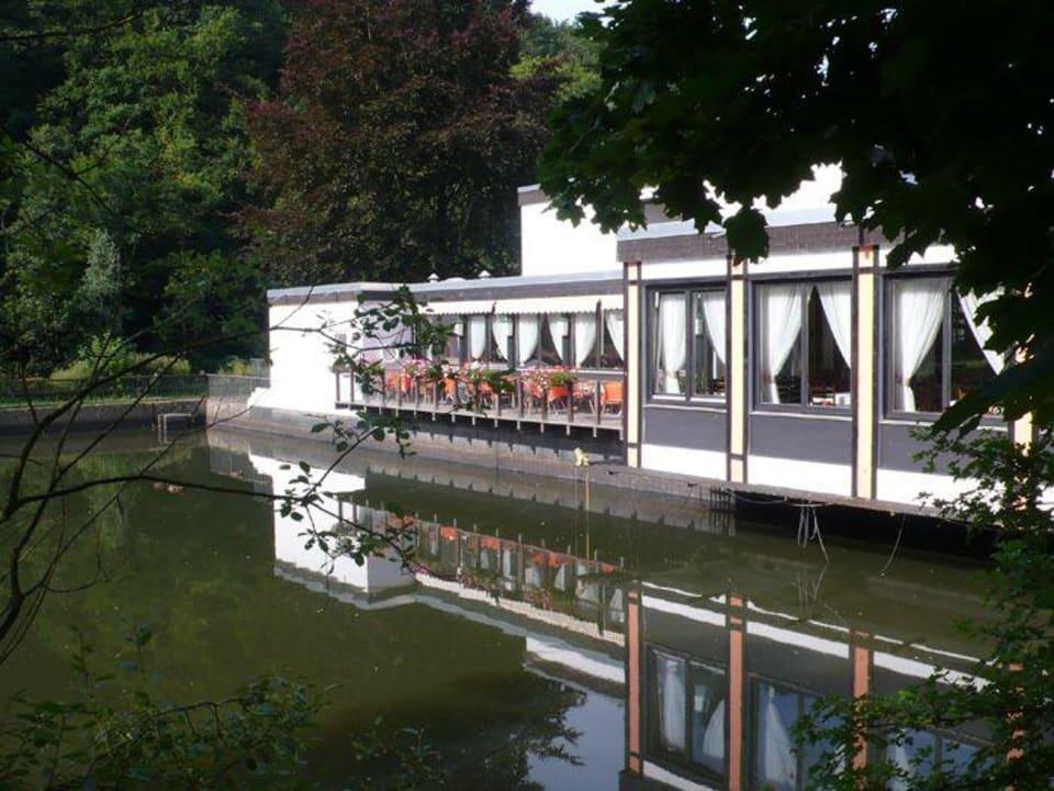 Aussenaufnahme Parkhotel Bad Münstereifel (geschlossen)