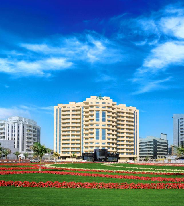 Flora Park Deluxe Hotel Apartments Flora Park Deluxe Hotel Apartments