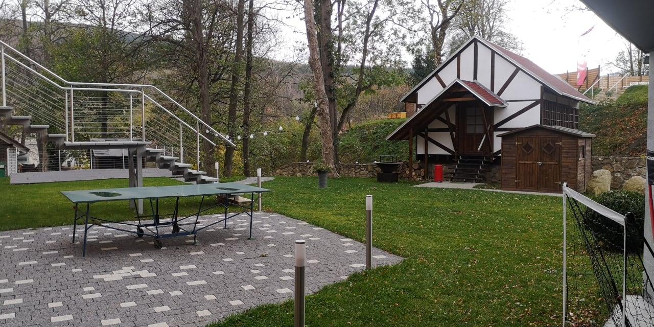 Gartenanlage Krasicki Hotel Resort & Spa