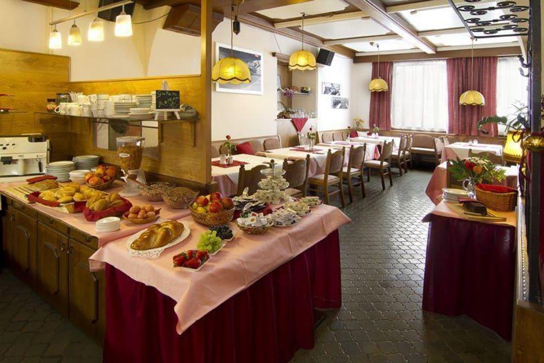 Frühstücksraum Hotel Gisela