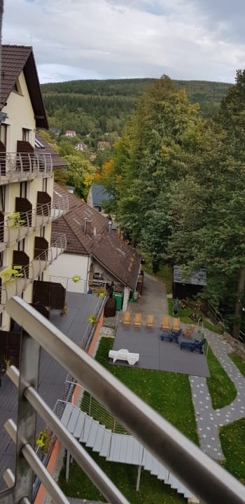 Ausblick Krasicki Hotel Resort & Spa