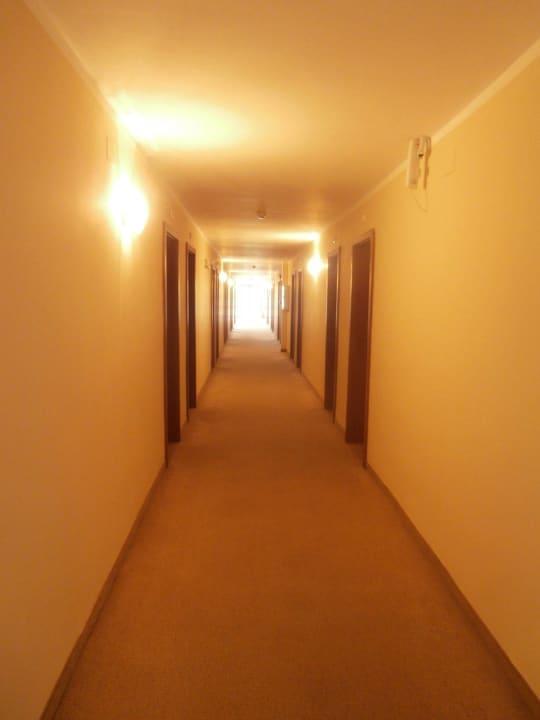 Korytarz  Hotel Pliska