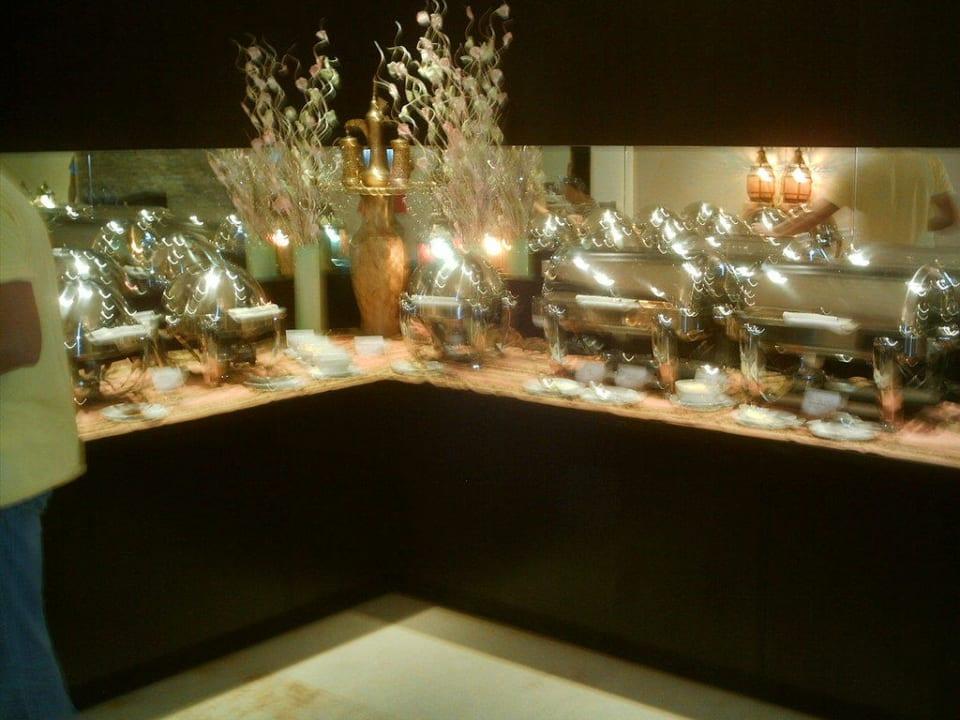 Das Büffet Ramada Hotel & Suites by Wyndham Ajman