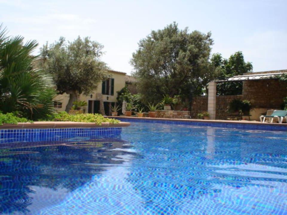 Pool Finca Ca'n Bessol