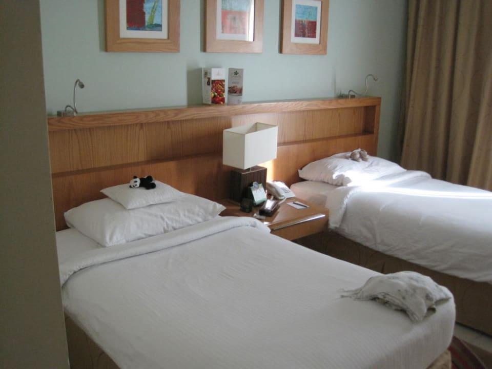 Kleines Schlafzimmer Flora Park Deluxe Hotel Apartments