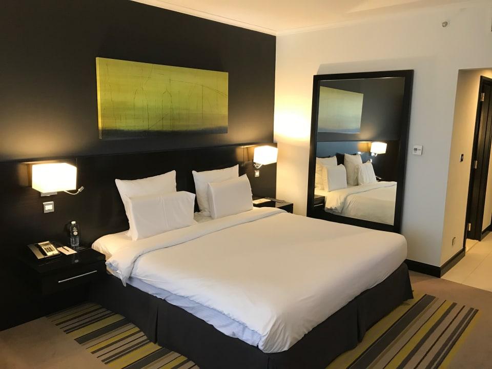 Zimmer Pullman Dubai Creek City Centre