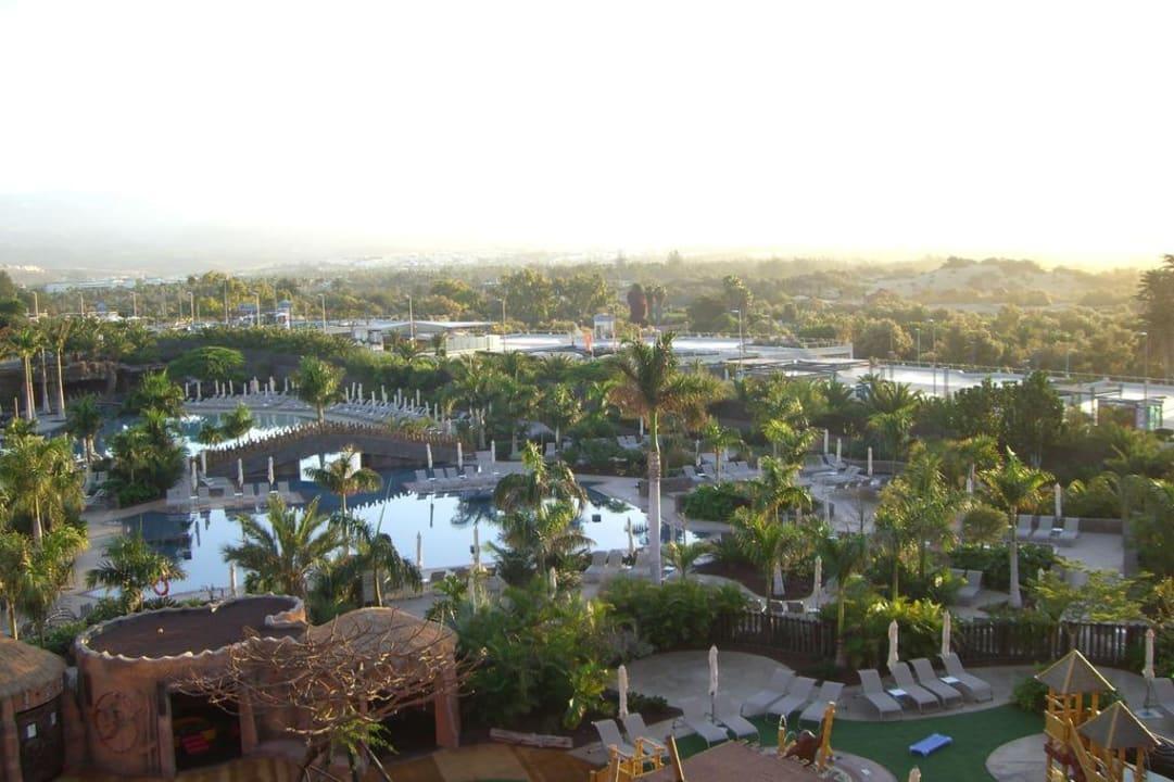 Hotel/Poolanlage Lopesan Baobab Resort