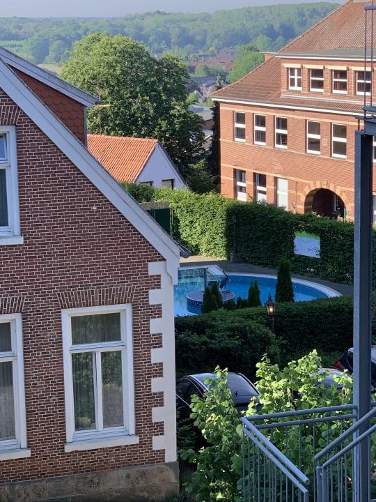 Ausblick Hotel Grossfeld