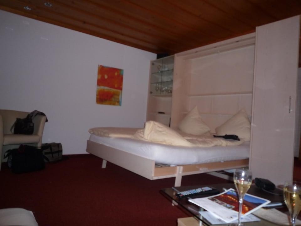 Schlafen und wohnen Bernerhof Swiss Quality Hotel