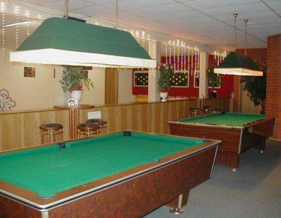 Billardtische Hotel Zur Panke