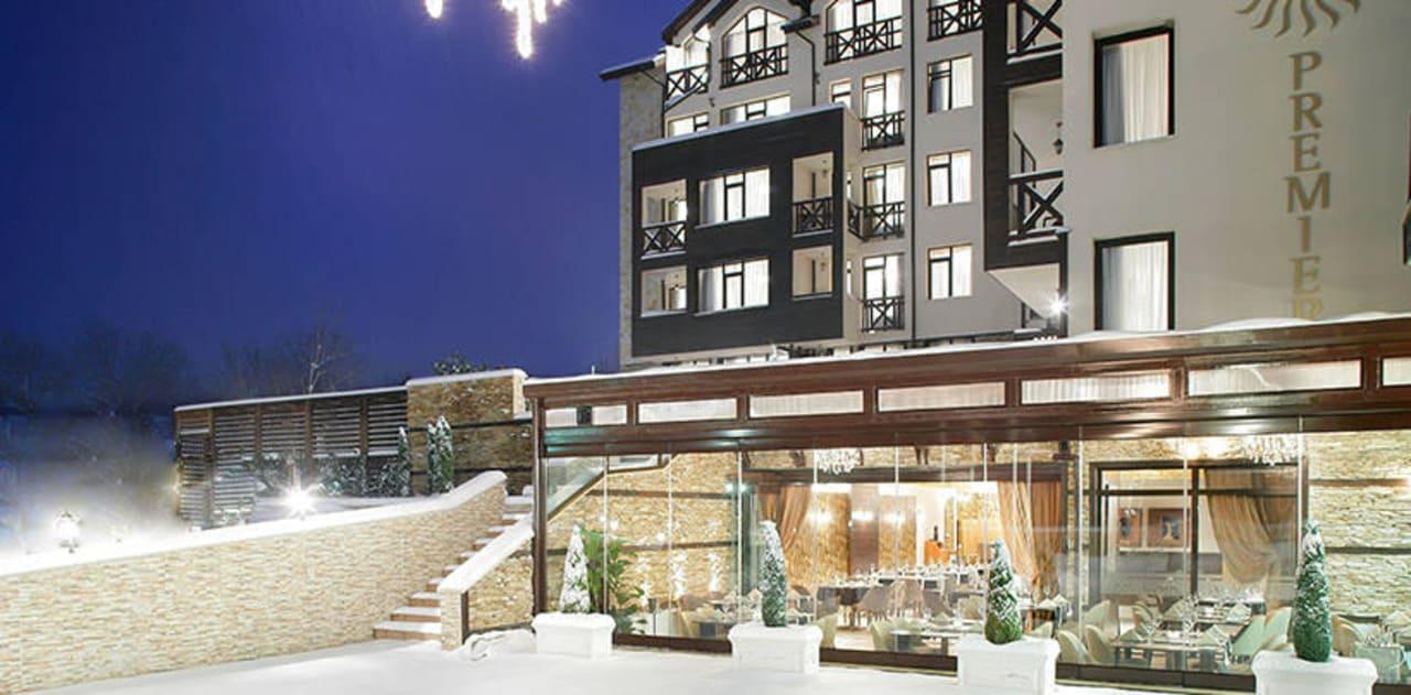 Winter in Premier Hotel Premier Luxury Mountain Resort
