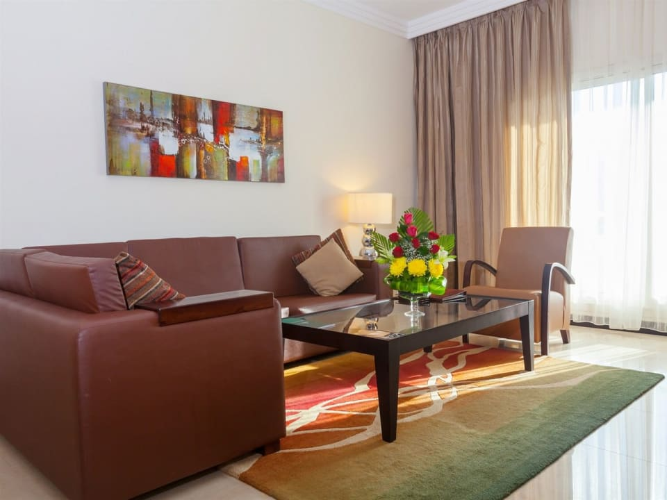 Zimmer Flora Park Deluxe Hotel Apartments