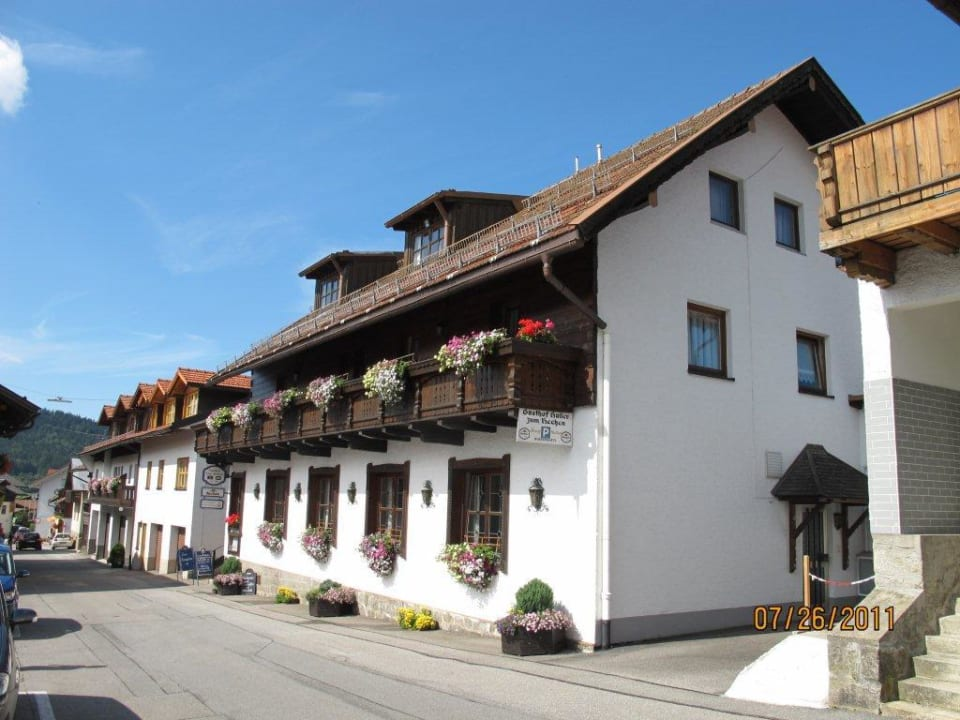Gasthof Zum Rechen  Pension und Ferienwohnungen Zum Rechen