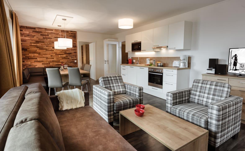 Zimmer AlpenParks Hotel & Apartment Central