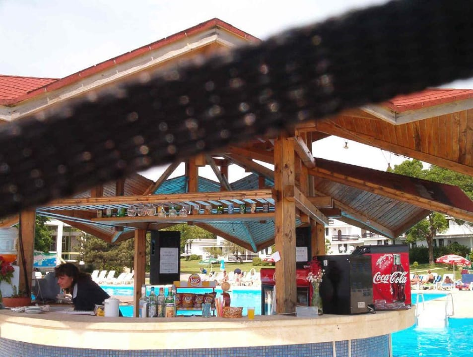 Pool-Bar Hotel Russalka