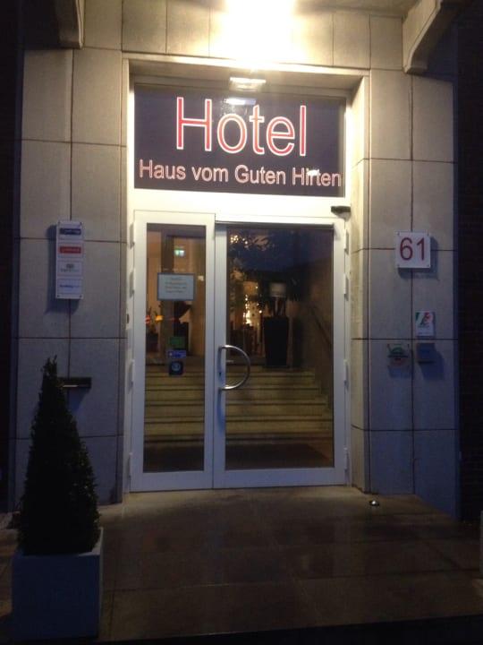 Außenansicht Hotel - Haus vom Guten Hirten