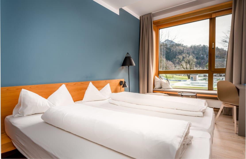 Zimmer Val Blu Sport | Hotel | SPA
