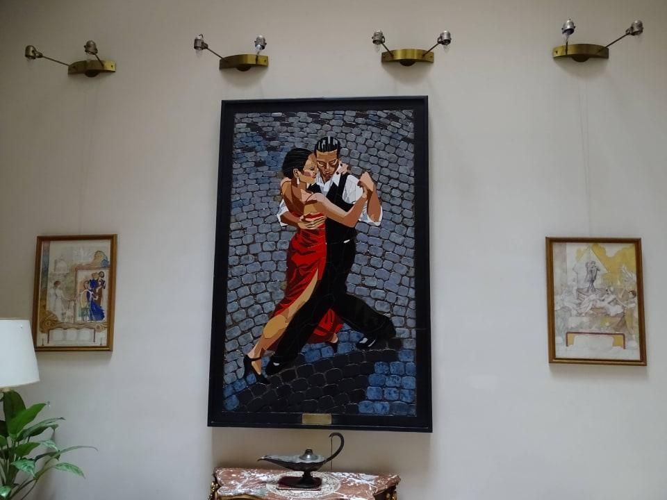 Tango-Motiv Hotel Mansion Dandi Royal