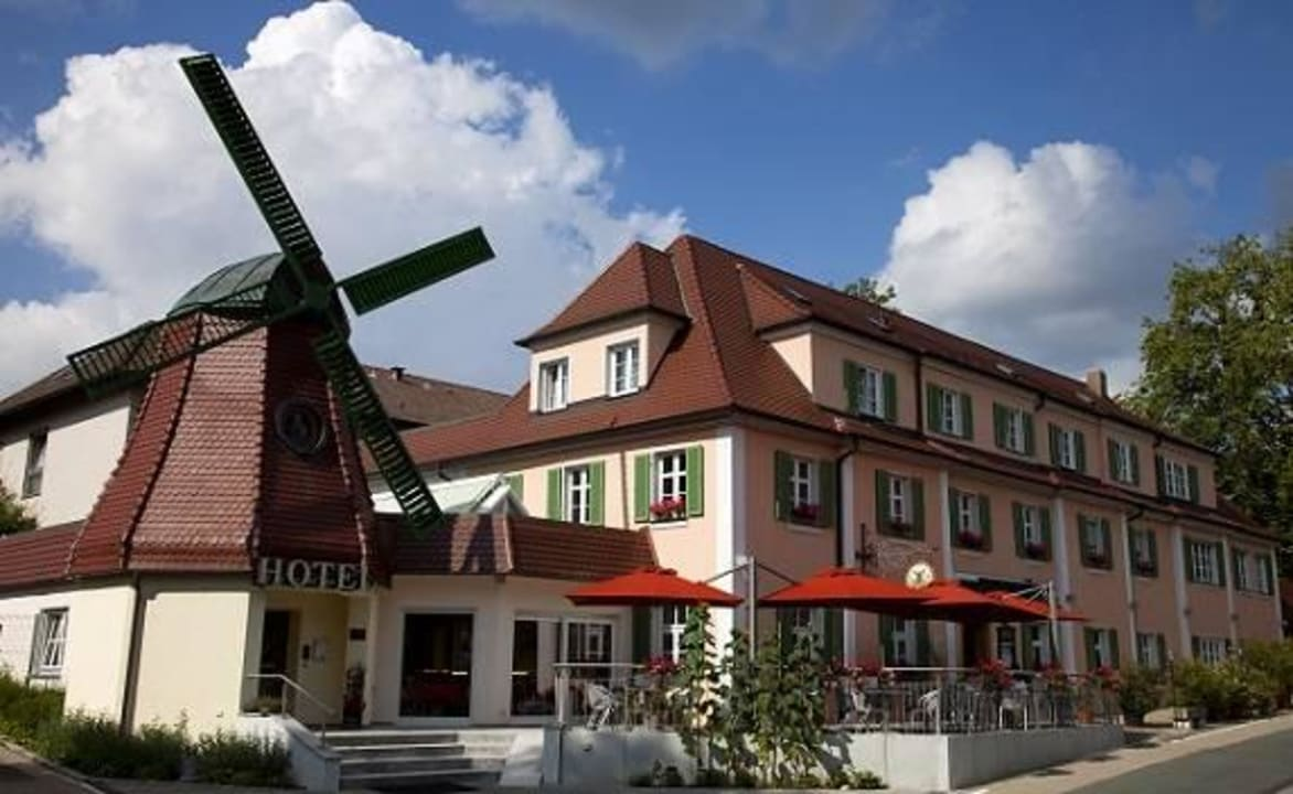 Hotelansicht Hotel Zur Windmühle