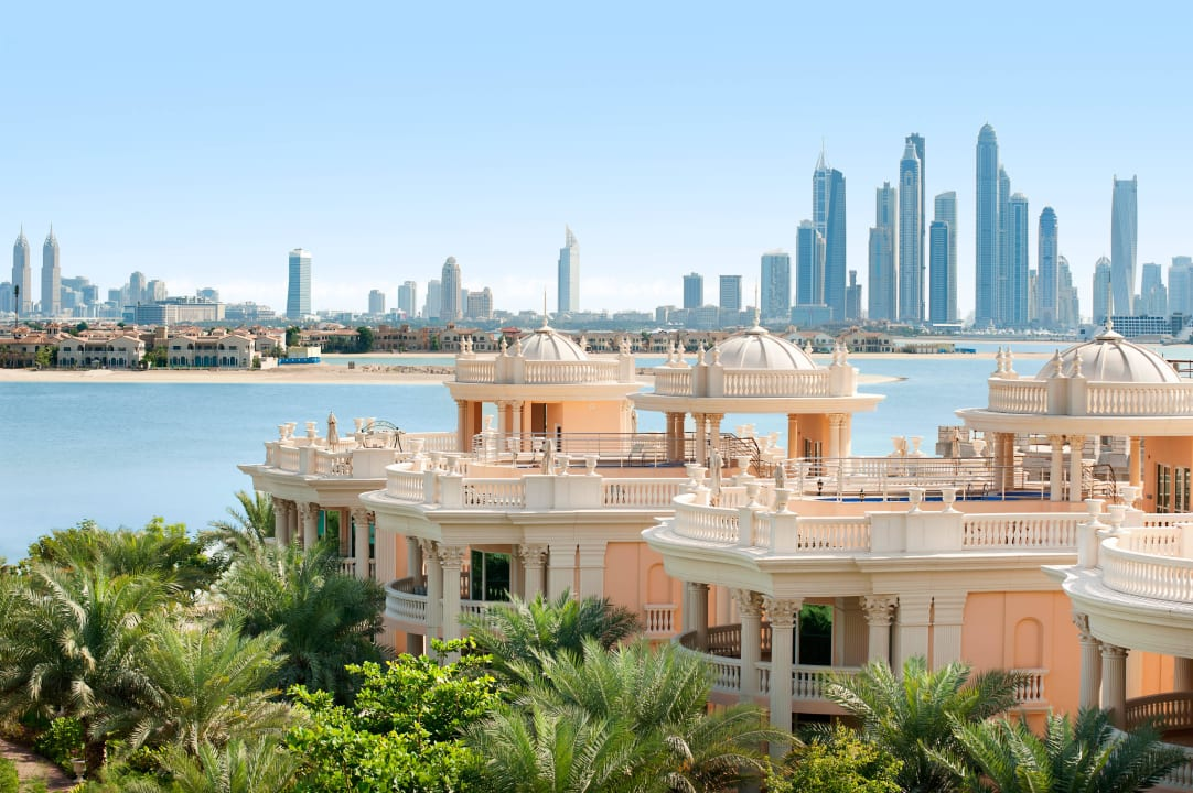View from some of the Palm 2 Bedroom Suites Kempinski Hotel & Residences Palm Jumeirah