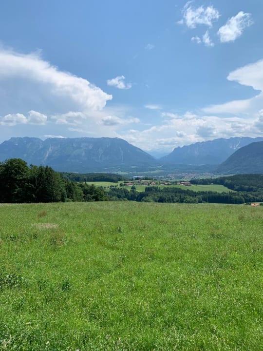 Ausblick Kochhof