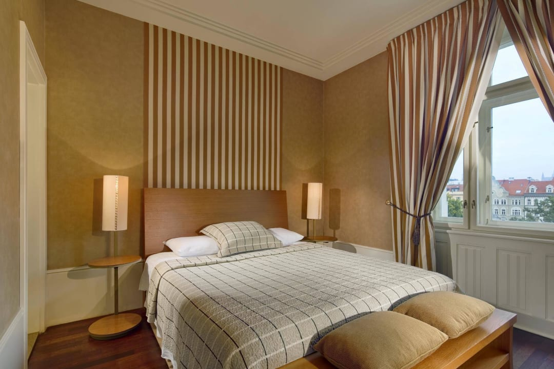 Superior Room Mamaison Hotel Riverside Prague