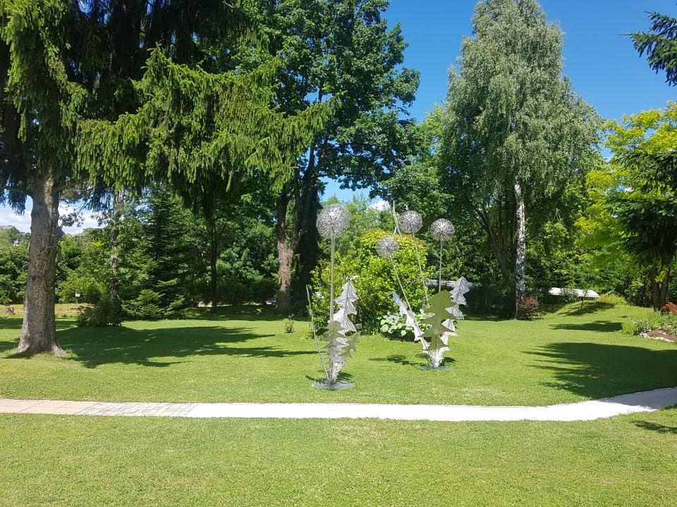 Gartenanlage Das Moser - Hotel am See