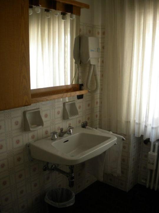 Bathroom Hotel Cima Belpra