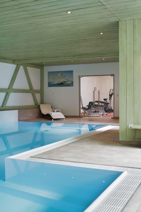 Pool Reindls Partenkirchner Hof