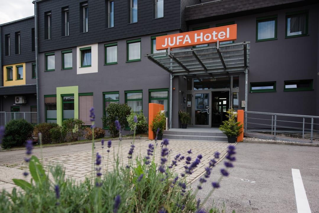 Lobby JUFA Hotel Graz-Süd