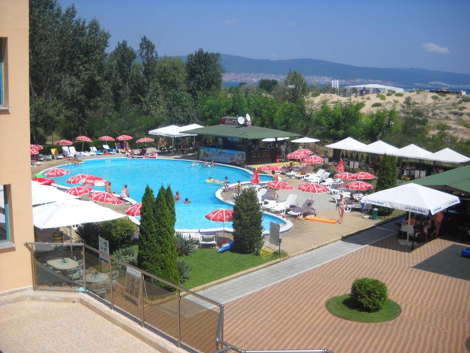 Basen Hotel Delfin