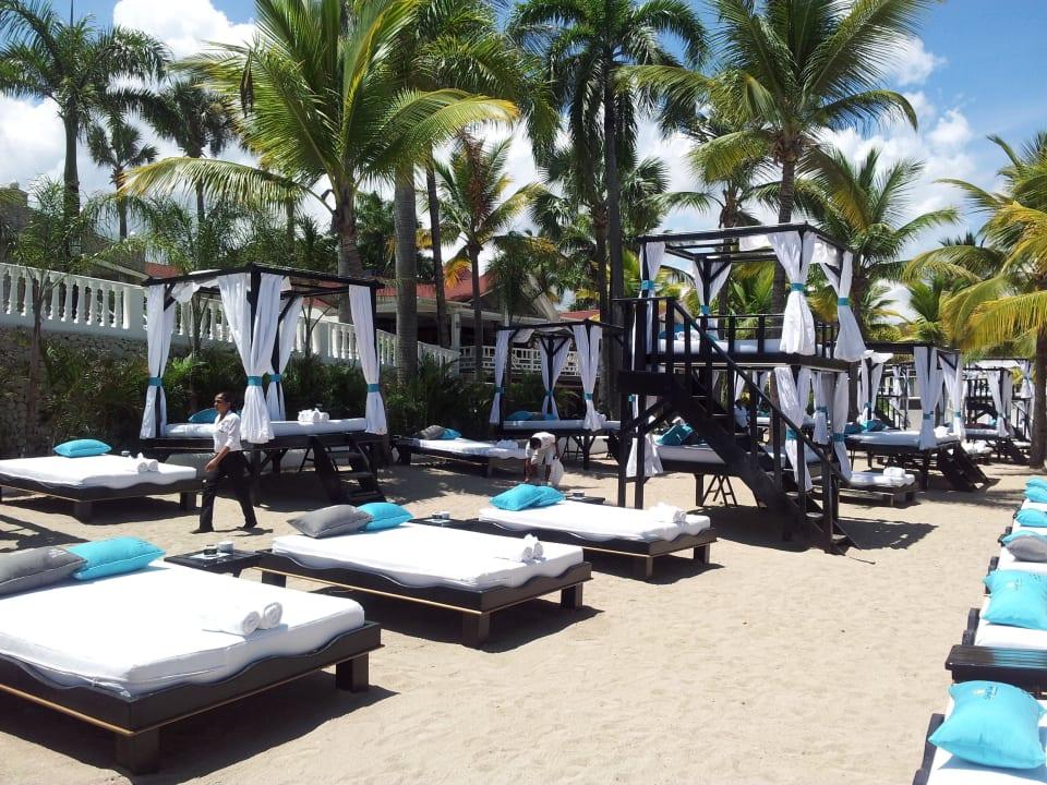 Laden ein zum Verweilen Cofresi Palm Beach & Spa Resort